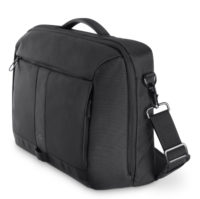 "BELKIN ACTIVE PRO TOP LOADER MESSENGER NOTEBOOK BAG, FITS UP TO 15.6"", BLACK,2YR WTY"