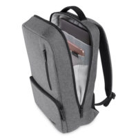 "BELKIN CLASSIC PRO MESSENGER BACK PACK, FITS UP TO 15.6"", DARK GREY,2YR WTY"