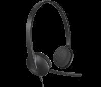 Logitech H340 USB Headphones