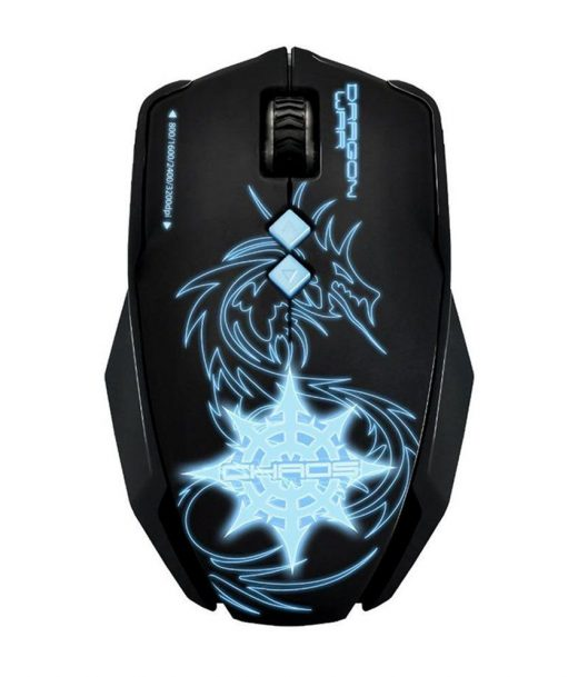 Dragon War Chaos Gaming Mouse ELE G7