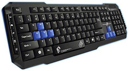 Dragon War Desert Eagle Keyboard